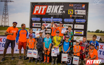 Wyniki II rundy Bud-Rem-Stal Pit Bike Cup 2018