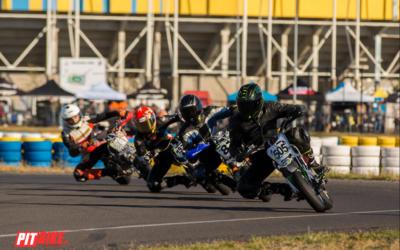 Treningi na Awix Racing Arena w Toruniu