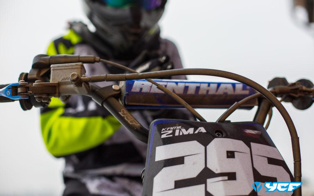 Tablice numeryczne zawodników pit bike