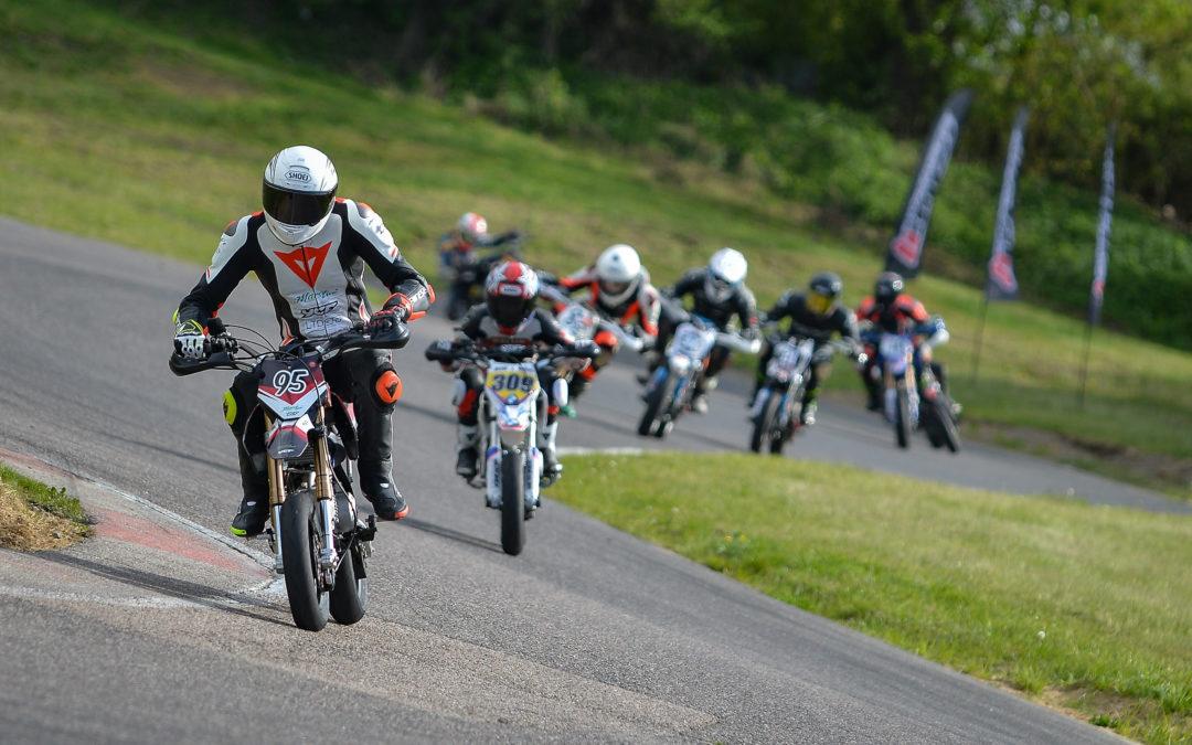 Puchar Polski Pit Bike SM wystartował z wielką mocą!