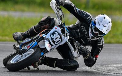 Treningi przed II rundą Pucharu Polski Pit Bike SM