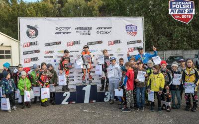 Znamy zwycięzców Pucharu Polski Pit Bike SM 2019