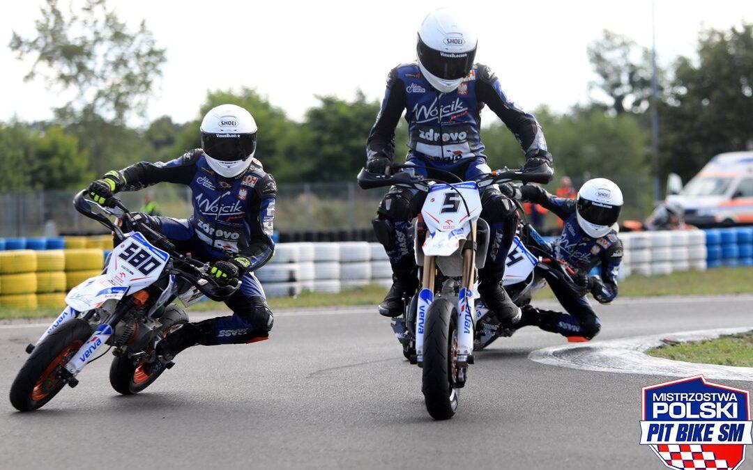 To oni zwyciężyli podczas Mistrzostw Polski Pit Bike SM