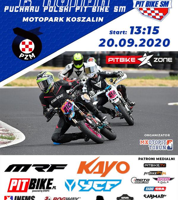 Puchar Polski Pit Bike SM przed półmetkiem sezonu