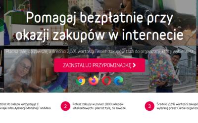 Wspieraj MX Otopit Toruń przy okazji zakupów w Internecie
