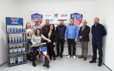 Mistrzostwa i Puchar Polski Pit Bike ze wsparciem Valvoline