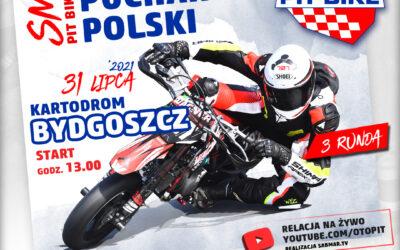 Świat Pit Bike zjeżdża znów na Kartodrom Bydgoszcz. To już trzecia runda.