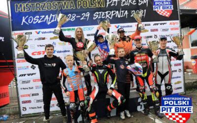 Poznaliśmy Mistrzów Polski Pit Bike!